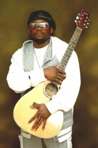 Dems Ndume Bonda Congolese guitar vocalist
