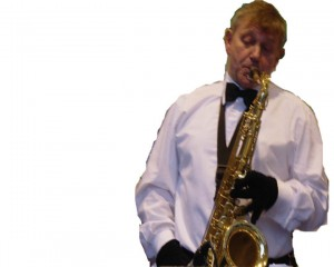 Graham Robinson Tenor Sax